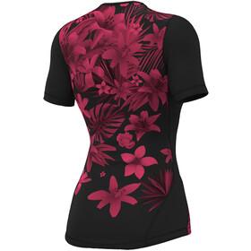 Alé Cycling Intimo Sartana alusvaatteet Naiset, flou pink-black